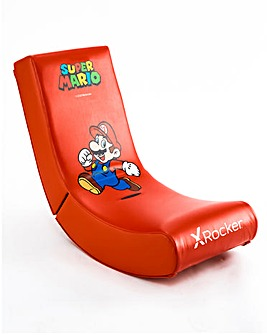 X Rocker Nintendo Video Rocker - Mario