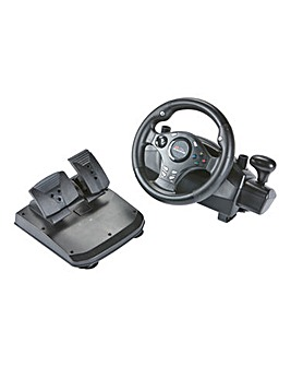 X Rocker XR Steering Wheel