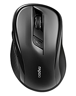 Rapoo M500 Silent Multi-Mode Wireless Optical Mouse