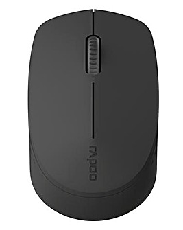 Rapoo M100 Multi-Mode Wireless Silent Optical Mouse Dark Grey