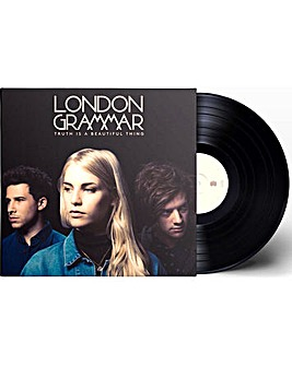 London Grammar Truth Is Beautiful Thing