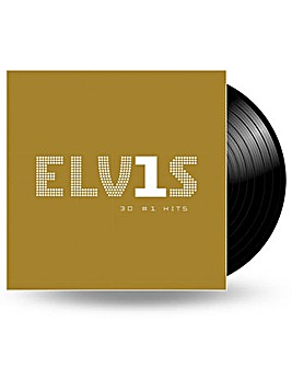 Elvis 30 No 1 Hits Vinyl