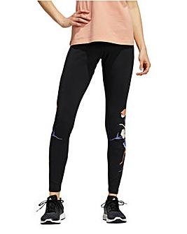 adidas Floral GFX Legging