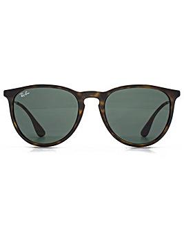 Ray-Ban Erika Round Sunglasses