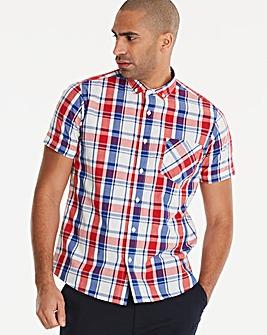 Jacamo Division Check Shirt Long