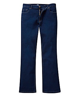 Bootcut Fit Jeans 31 in