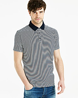 Feeder Stripe Polo