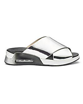20fc61acea97 Sole Diva Mule Sandals E Fit