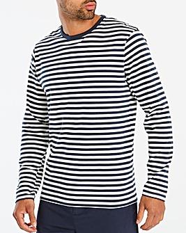 Breton Stripe L/S T-Shirt Long
