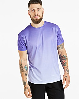 Purple Faded Sub T-Shirt