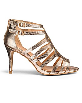 Hannah Cage Heel E Fit