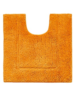 Supersoft Snuggle Bath Mats- Pumpkin