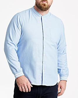 Baseball Collar Shirt