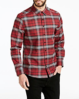 Flannel Check L/S Shirt
