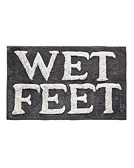 Wet Feet Bathmat