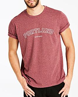 Jacamo Portland T-Shirt Regular
