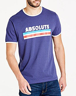 Jacamo Absolute T-Shirt Long