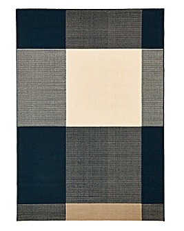 Gideon Check Rug Large