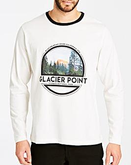 Jacamo Glacier L/S T-Shirt Long