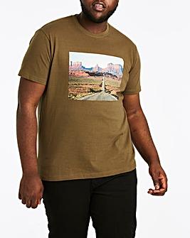 Western T-Shirt Long