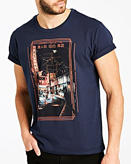 Oriental T-Shirt Long