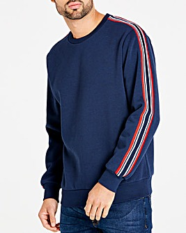 Jacamo Taped Sweatshirt Regular