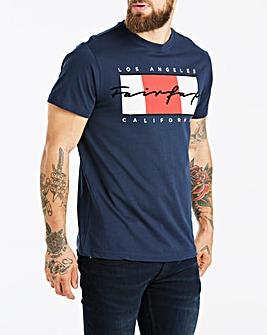 Jacamo Fairfax T-Shirt Long
