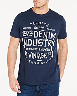 Industry Graphic T-Shirt R