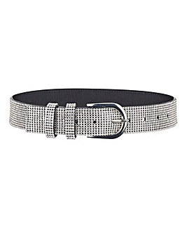 Diamante Jeans Belt