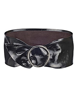 Wide Soft Waist Belt