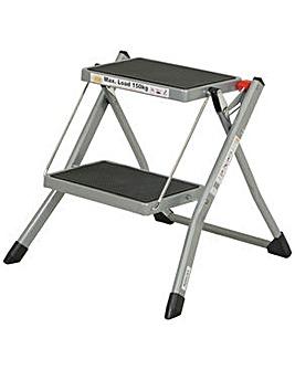 Rhino 2 Step Compact Stepstool