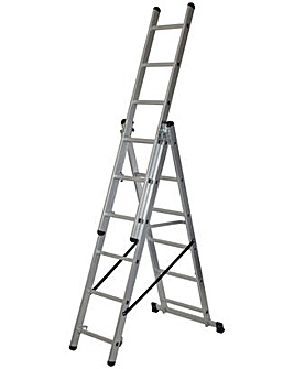 Abru 4 in 1 Combination Ladder