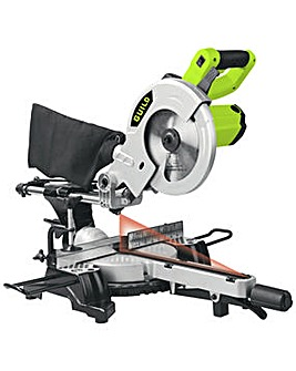 Guild 210mm Sliding Mitre Saw with Laser