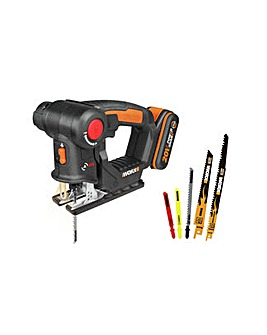 WORX Multi Purpose 2 in 1 Saw