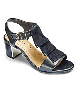 Van Dal Leather Sandals Standard D Fit