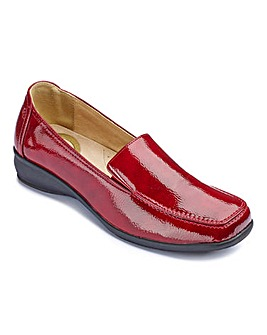 Dr Keller Twin Gusset Shoes Extra Wide EEE Fit