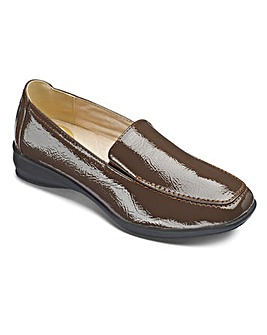 Dr Keller Twin Gusset Shoes Wide E Fit