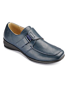 Dr Keller Touch and Close Shoes Wide E Fit
