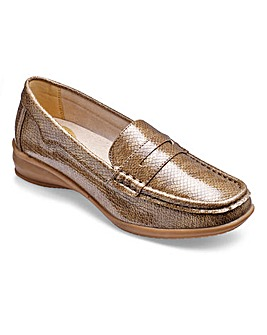 Dr Keller Loafer Shoes Wide E Fit
