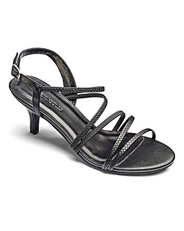 Heavenly Soles Occasion Shoes Standard D/Wide E Fit