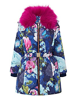 Monsoon Remi Padded Coat