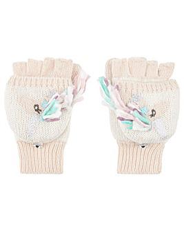 Accessorize Sparkle Unicorn Glove