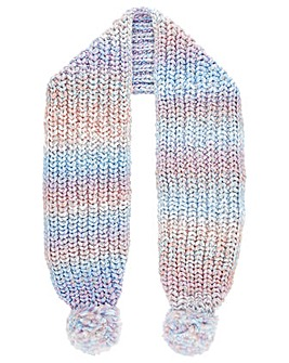 Monsoon Maggie Rainbow Scarf