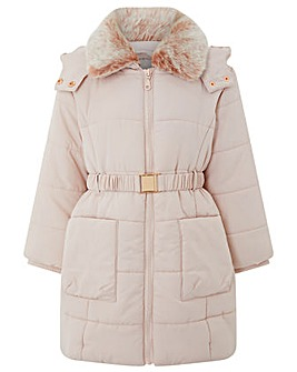 Monsoon Peyton Padded Coat
