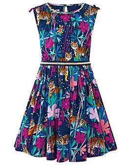 Monsoon Tessa Tiger Dress