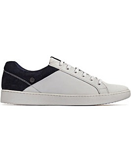 Base London Crew Lace Up Trainer