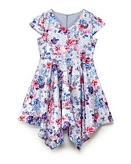 Yumi Girl Floral Dress