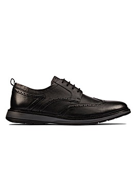 Clarks Chantry Wing Wide Fitting Shoes