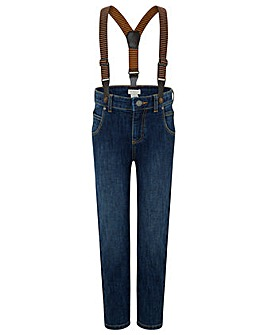 Monsoon Jack Jeans With Braces