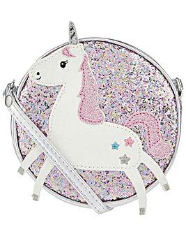 Accessorize Unicorn Across Body Bag